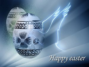 happy-easter peace dove and eggs_300